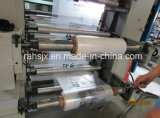 4つのカラー非編まれたファブリックフレキソ印刷の印字機(YT-41200)