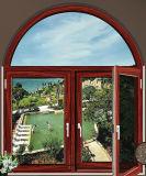알루미늄 여닫이 창 Windows 가격 필리핀, 물색 유럽어 기준 알루미늄 여닫이 창 유리 베란다