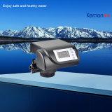 Válvula de control automática de múltiples funciones de flujo para el tratamiento de aguas