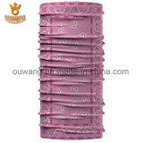 De diseño de moda barato promocional 100% algodón Pañuelo personalizada
