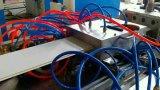 PVC 천장판 밀어남 기계