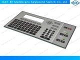 Kundenspezifische grosse freie Fenster-Membranschalter-Tastatur Polydome