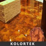 Пигменты Kolortek металлические, Epoxy пигменты порошка для покрытия пола