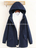 Capa de polvo azul profunda del sombrero del `S Paramatta de las mujeres