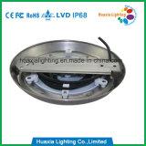 316 lámpara montada en la pared llenada epóxido de la piscina del acero inoxidable LED