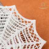 Accessoires de vêtement de lacet de collier de garniture de lacet de forme du parapluie L60010
