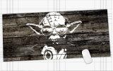 Stuoia antiscorrimento Mousepad di Mosuepad del rilievo di mouse di stile della tigre grande grande per il mouse ottico del laser