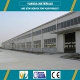 Gruppo di lavoro prefabbricato della fabbrica della struttura d'acciaio di disegno della costruzione