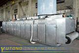 Máquina de secagem da alga industrial contínua do Dwt