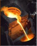 Macchina di fusione di induzione automatica calda di vendita che inclina fornace per l'argento dell'ottone dell'oro