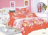 도매 공장 많은 물자 직물 현대 침대보 침구 고정되는 침대 덮개 장