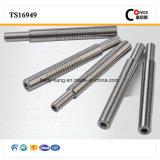China-Fabrik CNC, der Stahlwelle A3 für Auto-Teile maschinell bearbeitet
