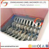 Trinciatrice della gomma dell'asta cilindrica del doppio di fabbricazione della Cina/trinciatrice di plastica