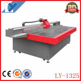 Impressora de vidro com a lâmpada UV do diodo emissor de luz, Ly-2513 impressora UV da máquina quente da venda, somente 10000dollar