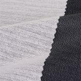 L'alta qualità fusibile Bi-Allunga scrivere tra riga e riga tessuto per l'uniforme/vestito/panno di Wollen