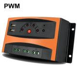 Регулятор обязанности солнечной силы PWM 20A 12/24V с аттестацией Ce