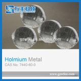 Nuevo metal Ho del holmio de la tierra rara del precio 99.9% en venta