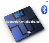 최신 판매는 iPhone/iPad, 지원 ISO & 인조 인간 장치 Bluetooth 바디 가늠자에 데이터를 보낸다