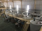 Cadena de producción del almidón de maíz línea de transformación de la molienda en húmedo del maíz