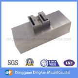 Recambio modificado para requisitos particulares de la precisión de las piezas del CNC que trabaja a máquina