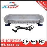 Barre lumineuse à la lumière de la police à LED de 40 LED