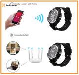 720p HD WiFi Uhr-Fernmonitor-Kamera-Uhr