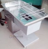 De mini Snijder van het Vlees van de Desktop, de Snijdende Machine van de Vissen van de Kip van de Haven voor Kleine Winkel