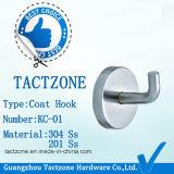 Elegante Casting WC partición de acero inoxidable 304 Accesorios