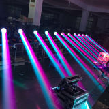 Pista móvil 330W de la colada del punto del haz luminoso de la etapa de DJ