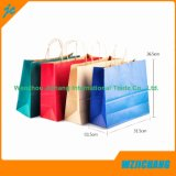 Оптовая продажа рециркулирует изготовленный на заказ мешок Brown Kraft бумажный, бумажный мешок