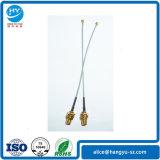 0.81-1.13 Câble équipé de rf avec Ipex au connecteur 1.13 de femelle de SMA