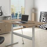 6840オフィス用家具の高さ調節可能なワークステーションコンピュータ表の工場価格の机