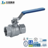 Discussion Bronzen 2PC interne Ball Valve
