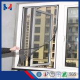 Schermo scorrevole di alluminio della zanzara di brevetto popolare della memoria Chain, schermo della finestra di DIY