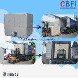 De Voordelen van de klant van PLC Icesource Machine van het Ijs van het Ontwerp van het Systeem de Industriële