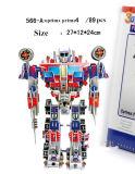 Papierunterschiedliches Roboter-Modell des puzzle-3D für Kind-Geschenk