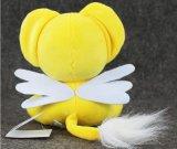 Brinquedo enchido macio bonito do luxuoso de Cardcaptor