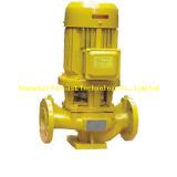 스테인리스 각자 프라이밍 또는 불소 일렬로 세워진 관 화학제품 펌프