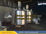 Non-Изолированный нержавеющей сталью смешивая бак бака 500L смешивая