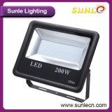 停止しなさい鋳造アルミ50/60Hz 80lm/W LEDの洪水の照明(SLFA810)を