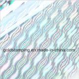 Clinquant imperméable à l'eau d'enveloppe de laser de plastique