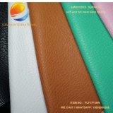 PU-synthetisches Leder mit geprägter Oberfläche Flf17f28W