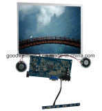 10.4 Monitor des Zoll-SKD LCD mit mit Berührungseingabe Bildschirm, HDMI DVI Input