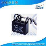 capacitores do ventilador de teto