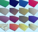 Tablilla de anuncios fuerte al aire libre de PE/PVDF/el panel compuesto de aluminio (ALB-051)