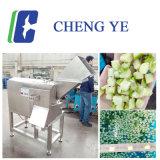 Dicer végétal pour le raccord en caoutchouc 2000kg/H de pomme de terre