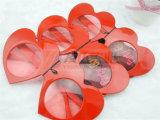 Óculos de sol vermelhos do partido e da novidade do coração (GGM-202)
