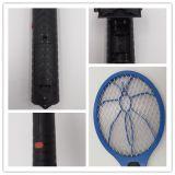 De blauwe Dodende Vliegemepper van het Insect van de Mug van de Spin 2*AA Batterij In werking gestelde knuppel-Openlucht, Repeller Zapper van de Ongediertebestrijding