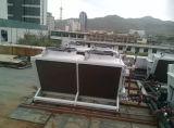 Dispositivo di raffreddamento asciutto del radiatore a distanza montato tetto del riscaldamento centrale di un quartiere