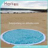 熱い販売のカスタム円形タオル